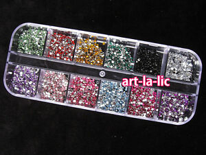 3600pcs-Nail-Art-rhinestones-decoration-for-uv-gel-acrylic-systems-1-5mm
