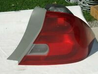 2001 2002 2003 2004 Honda Civic Coupe Right Tailight new