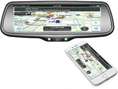 """7.3"""" OE-Style Rearview Mirror Monitor with Miracast"""