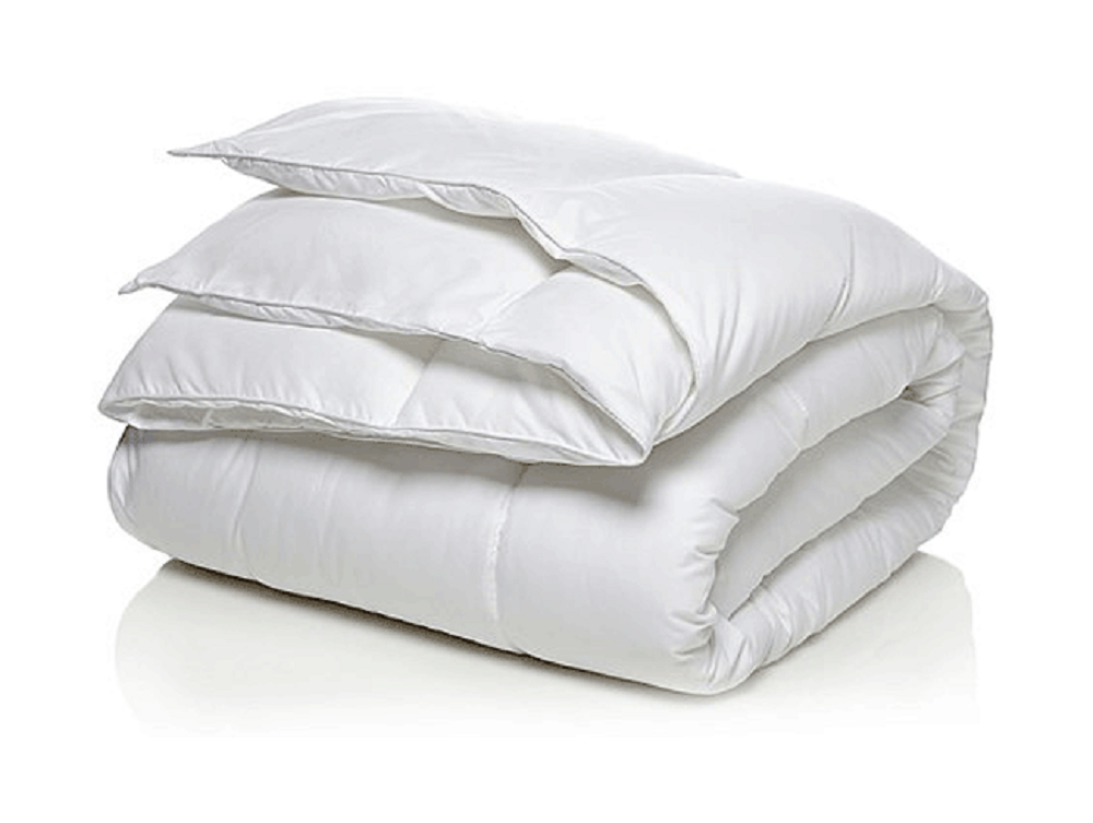 2 FREE PILLOWS FINE QUALITY HOLLOW FIBRE DUVETS ALL SIZES AND TOGS QUILTS