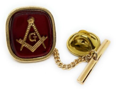FREEMASON MASONIC TIE TACK / LAPEL PIN