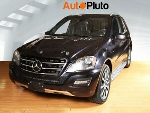 2011 Mercedes-Benz M-Class Premium Leather Package