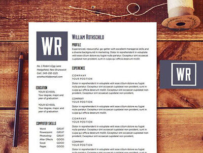 Create Custom  Resume Cv