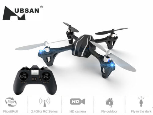 Hubsan X4 H107L 2.4G 4CH 6-Axis Gyro Mini RC Quadcopter with LED Lights RTF Gift
