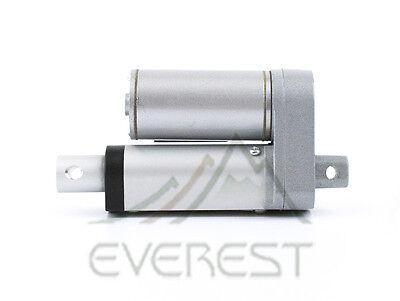 2 Inch Fast Linear Actuator 30mms 50lbs Lift 12v La-02-02