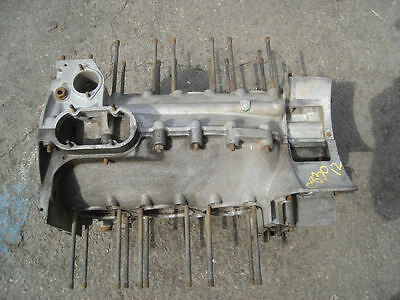 1964 PORSCHE 911 ALUMINUM ENGINE MOTOR CASE 901 ALLOY CYLINDER BLOCK 900274
