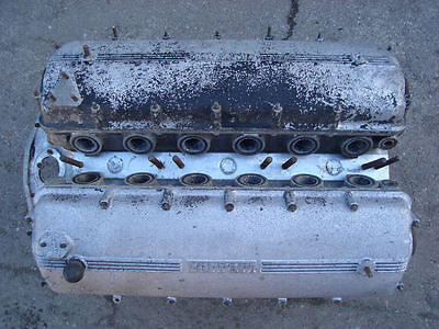 FERRARI 275GTB ENGINE MOTOR BLOCK CYLNDER HEAD 07485 7485 V12 275 GTB TYPE 213