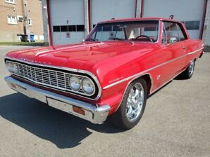 Fully restored 64 chevelle pro touring mods