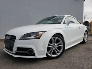 2011 Audi TTS 2.0T ( S-Line ) / AWD / NAVI / FULL GARANTEE!!
