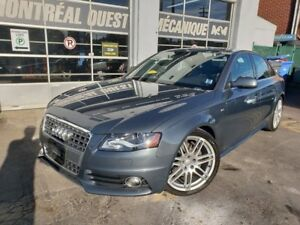 2010 Audi A4 2.0T / S-Line Premium / 6 speed stick!!