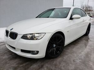 2007 BMW 335i RED LEATHER / NEW TURBOS / JB4 TUNER 450HP!