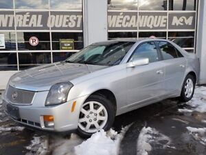 2006 Cadillac CTS / HEATED SEATS / PERFOMANCE EDITION  LOW KM!!!