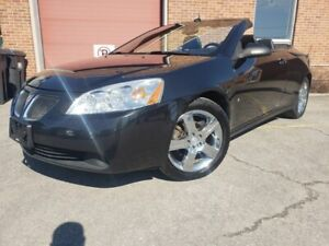 2008 Pontiac G6 GT /CONVERTIBLE / CUIR / AC / IMPECABLE!!