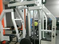 Multi station commercial gym equipment
