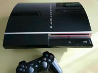 Ps3 80gb boxed with 31 games £160