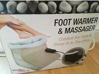 Unwanted present foot massager