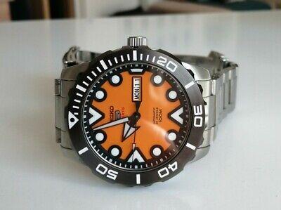 Seiko Automatic Mens Watch 4R36-04Z0