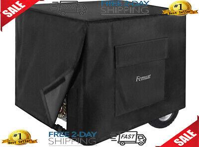 Outdoor Portable Generator Covers Waterproof Heavy Duty 600d Oxford Universal