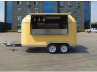802fc6a5e2 New Mobile Catering Trailer Burger Van Pizza Bar Trailer 3500x2000x2300 In  Stock