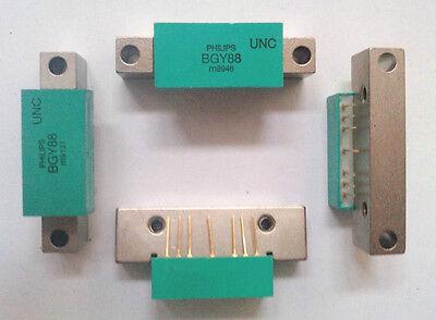 2 Pieza BGY88 Amplificador Transistores Philips (Vintage) segunda mano  Embacar hacia Mexico