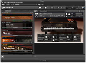 KONTAKT INSTRUMENTS (PC/MAC)