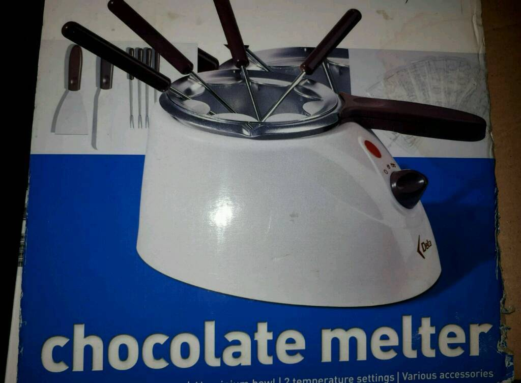 Chocolate melter. Brand new.