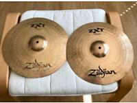 "Zildjian zxt 14"" hi hats"
