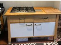 IKEA Kitchen free standing Units