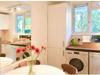 CHARMING 3 double bedrooms, living room and separate dining kitchen very central and peaceful