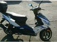 FMR 125cc Scooter