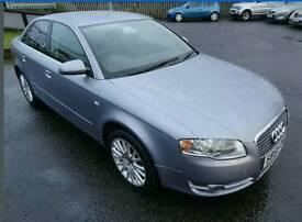 Audi A4 2.0ltr tdi 1 year mot *now reduced
