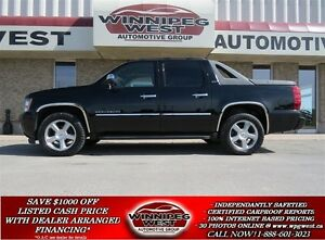 2011 Chevrolet Avalanche 1500 LTZ  4X4, LEATHER, SUNROOF, DVD,