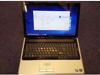 "Dell Laptop 17.3"" screen windows 10 4GB Ram"