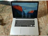 Details about Mid 2015 Apple Macbook Pro 15 Retina i7 2.5Ghz 16GB 256GB SSD 1.5GB Iris GPU
