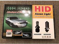 H7 6000K White Canbus Metal based bulb Error Free Xenon HID Conversion Kit
