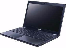 Very clean and fast Acer TravelMate ...intel i3...3GB RAM