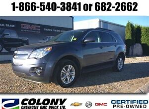 2013 Chevrolet Equinox 1LT, AWD, Heated Front Seats