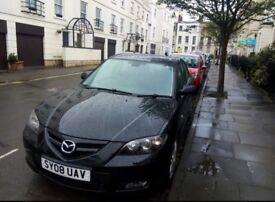 Mazda3 sport saloon low mileage