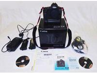 Canon 1D Mark 2 professional camera