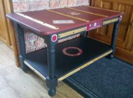 Harry Potter Luggage Coffee Table