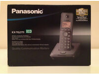 Panasonic DECT Cordless home phone KX-TG2711 EM; LIKE NEW; bought some time ago, but not used