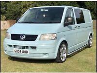 Volkswagen, TRANSPORTER, Panel Van, 2004, Manual, 2460 (cc)