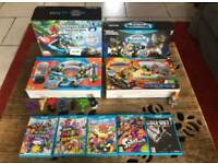 Wii u 32gb Mega Bundle