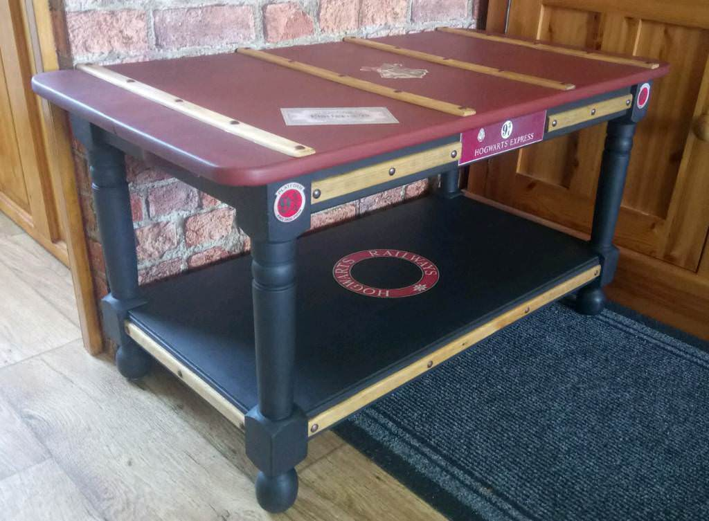 Journey To Hogwarts Coffee Table