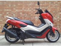 Yamaha NMAX 125 (66 REG), One owner from new, Only 1100 miles!