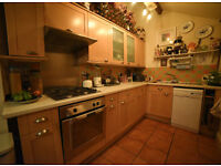 FITTED KITCHEN WITH INTEGRATED APPLIANCES (surfaces,units, sink, oven, fridge) etc
