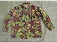 Vintage - British Army SAS Jungle DPM Shirt (180/112 XL)