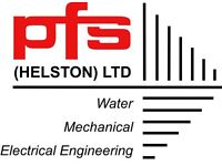 Pump Fitter, Mechanical Electrical Engineer
