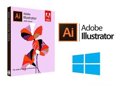 Adobe Illustrator CC 2020 Activator Download For 64Bit Windows