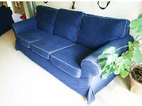 FOR SALE 3 seater sofa. IKEA EKTORP
